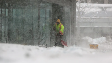Photo of Winter storm to blanket GTA this week