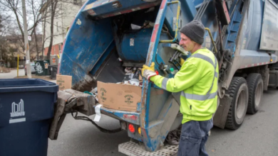 Photo of From garbage collection to public skating: here's what you need to know about Toronto's possible work stoppage