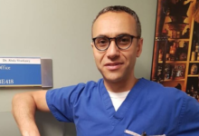 Photo of Toronto doctor warns against becoming 'paralyzed' with fear over COVID-19