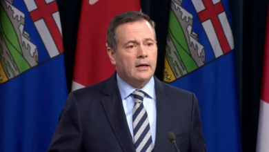 Photo of Alberta headed for 25% unemployment, Kenney says