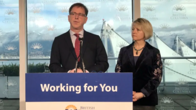 Photo of B.C. health officials announce province's 8th case of coronavirus