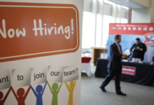 Photo of Canada added 30,000 jobs last month, but jobless rate ticked up to 5.6%
