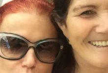 Photo of Dolores Aveiro bem disposta partilha foto com filha aniversariante