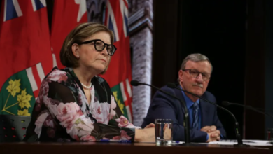 Photo of Ontario reports more cases of COVID-19, announces $100M contingency fund