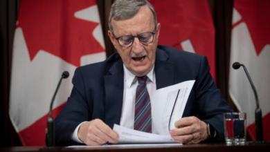Photo of Ontario now investigating 102 people for potential exposure to coronavirus