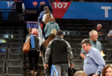 Photo of NBA suspends season after Jazz player diagnosed with COVID-19