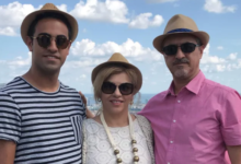 Photo of Iranian Canadian who lost wife in Iran plane crash denied entry to U.S.