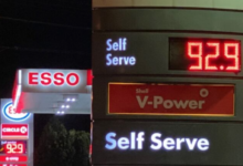 Photo of Gas prices drop in Greater Toronto Area, expert says it's not good news