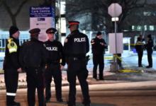 Photo of Man with bullet wounds found dead near Humber River Hospital: police