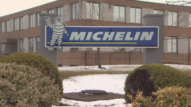 Photo of Michelin temporarily shuts down tire production in Canada, U.S.