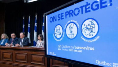 Photo of Legault promises every Quebec worker at least $2K monthly through COVID-19 crisis