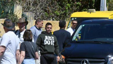 """Photo of Ronaldo respeitou """"todas as condições de segurança"""" segundo o Governo Regional"""