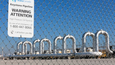 Photo of TC Energy to start building Keystone XL pipeline after Alberta government invests $1.1B US