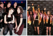 Photo of Meet 2 GTA girl bands competing for the same Juno award