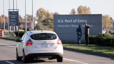 Photo of U.S. refuses entry to more than 100 people from Canada as a result of coronavirus measures