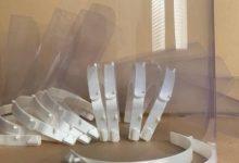 Photo of Porto-santenses imprimem viseiras em casa