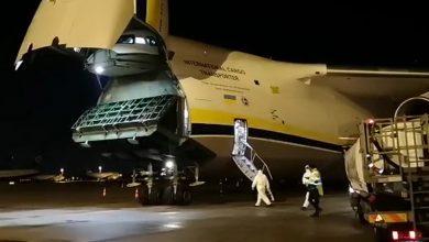 Photo of Aterrou no Porto mais um avião com material para enfrentar a Covid-19