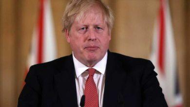 Photo of Boris Johnson decreta confinamento obrigatório no Reino Unido