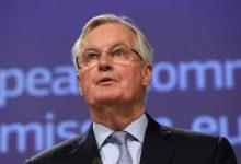 Photo of Michel Barnier, negociador-chefe do Brexit, está infetado com Covid-19