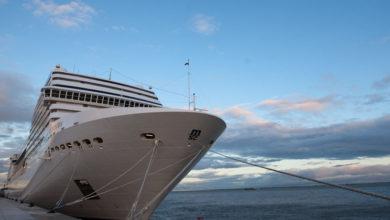 Photo of Navio cruzeiro chegou a Lisboa e 1300 passageiros vão ser repatriados