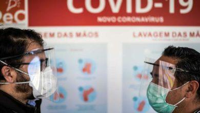 Photo of Há 160 mortes por Covid-19 em Portugal. Mais de sete mil infetados