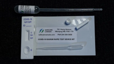 Photo of Sales of Winnipeg company's COVID-19 detection tests halted by Health Canada