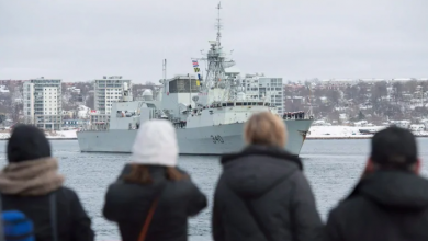 Photo of Canadian Forces calls back ships, cuts missions short due to COVID-19