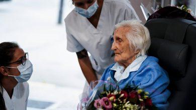 Photo of Aos 100 anos, Julia Dewilde vence o coronavírus na Bélgica