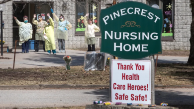 Photo of 16 people died at Ont. nursing home before sick residents were separated from the healthy