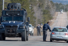 Photo of Neighbour reported N.S. mass shooter's domestic violence, weapons to police