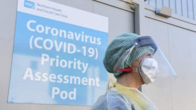 Photo of 854 dead: Worst single day for coronavirus fatalities in UK