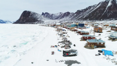 Photo of Nunavut hamlet bans alcohol to encourage physical distancing