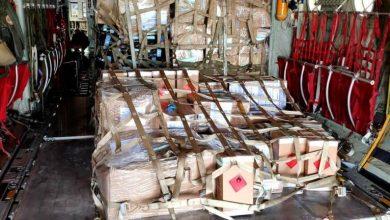 Photo of Madeira recebeu hoje duas toneladas e meia de material de protecção à Covid-19