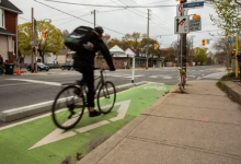 Photo of Toronto to vote on 25 km cycling network expansion, including lanes on Bloor and Avenue