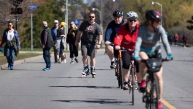 Photo of Toronto to expand cycling network by 25 km in bid to ensure physical distancing amid COVID-19
