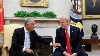 Photo of Donald Trump ligou a Marcelo a dar os parabéns a Portugal