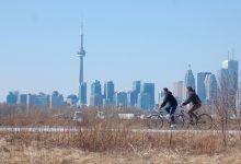 Photo of Residents are encouraged to come out with ActiveTO program