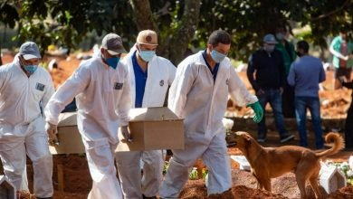 Photo of Global coronavirus cases surpass 5 million, infections rising in South America
