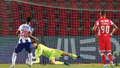 Photo of Zé Luís falha penálti e Aves trava F. C. Porto