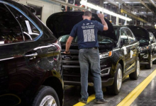 Photo of Union concerned about Oakville Ford plant's future after report suggests automaker may scrap Edge SUV