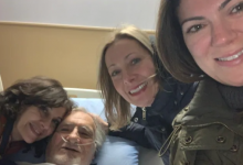 Photo of Sisters cross Canada-U.S. border, camp in parents' backyard to be with dying father