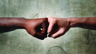 """Photo of """" O racismo é aprendido"""""""