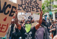 Photo of Lewis Hamilton participou em protesto contra o racismo em Londres