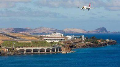 Photo of Movimento de passageiros nos aeroportos da Madeira diminuiu 16,1%