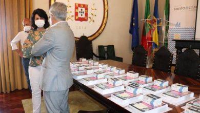 Photo of Santa Cruz entrega 128 tablets a alunos