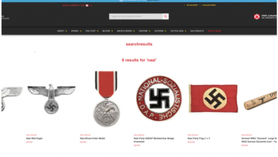 Photo of Oshawa store owner says he didn't know Nazi, Confederate flag items were for sale on his website