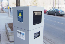 Photo of Toronto photo radar cameras to start issuing tickets next month