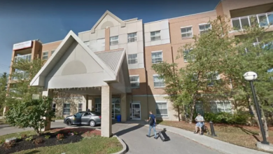 Photo of Woodbridge long-term care home with COVID-19 outbreak sends 18 residents to hospital