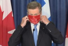 Photo of Toronto mayor, top doctor want to make masks mandatory indoors