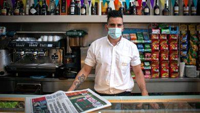 Photo of Jornais voltam a ganhar protagonismo à mesa dos cafés